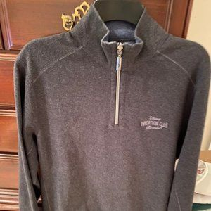 Tommy Bahama Disney Vacation Club half-zip